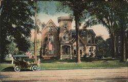 Residence of Hon. James S. Sherman