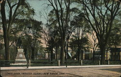 Lower Green, Wooster Square