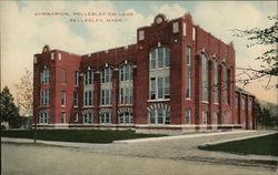 Gymnasium, Wellesley College