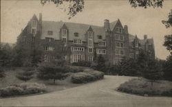 Davis and Stone Halls, Wellesley College