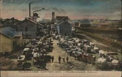 Muskogee Cotton Gin