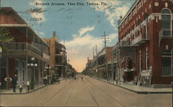 Seventh Avenue, Ybor City