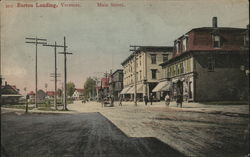 Main Street, Barton Landing