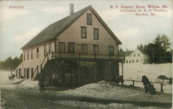 B.F. Stanley Store