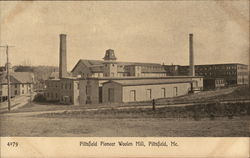 Pittsfield Pioneer Woolen Mill