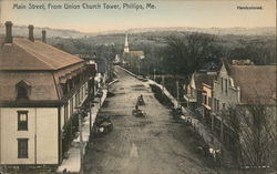 Main Street, From Union Church Tower