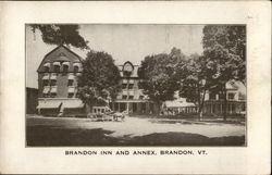 Brandon Inn and Annex