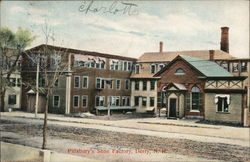 Pittsbury's Shoe Factory