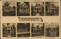 Cold Spring Camp and Cabins, Forest Lake
