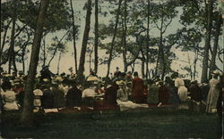 Picnic Ground at Lighthouse Point