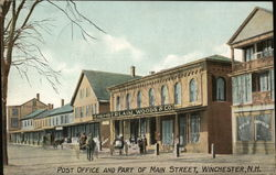 Post Office and Part of Main Street