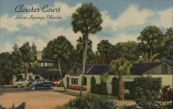 Cloister Court Silver Springs Florida