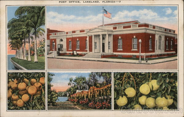 Post Office Lakeland Florida