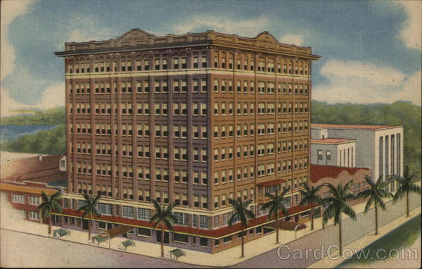 The Suwannee Hotel, An Address of Distinction St. Petersburg Florida