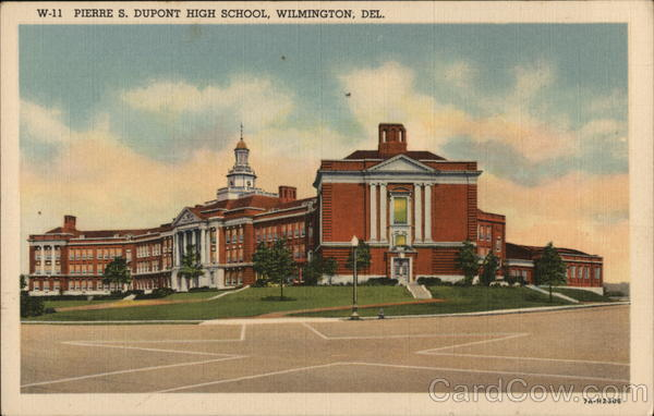 Pierre S. Dupont High School Wilmington Delaware