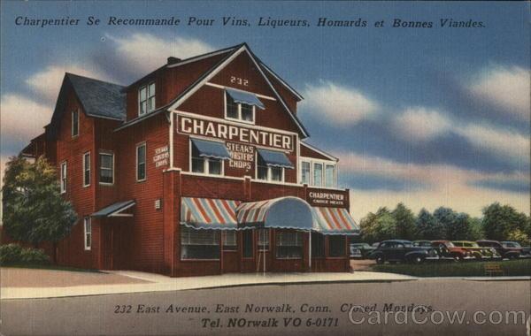 Charpentier S Restaurant