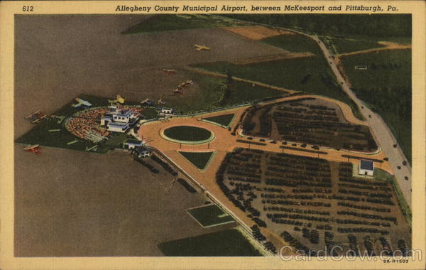 Allegheny County Municipal Airport West Mifflin Pennsylvania