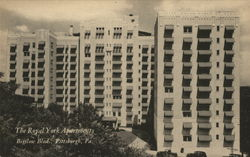 The Royal York Apartments on Bigelow Boulevard