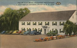 The Willows Hotel, Restaurant and Cottages