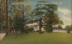 Essex County Country Club in Hutton Park Postcard