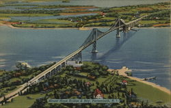Mount Hope Bridge & Bay