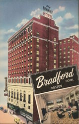 Bradford Hotel -In the Heart of the City