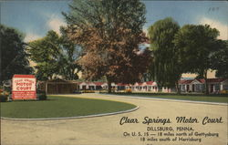 Clear Springs Motor Court