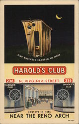Harold' Club