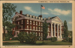 Alumnae Hall, Hood College