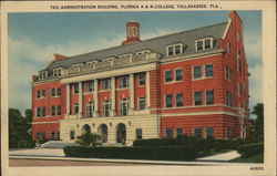 The Administration Building, Florida A & M College