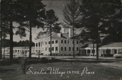 Scandia Village in the Pines Motor Court and Restaurant