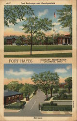 Fort Hayes Military Reservation
