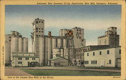 Arkansas Rice Growers Co-Op Association Rice Mill