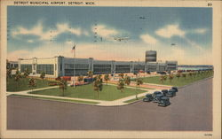 Detroit Municipal Airport