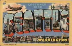 Greetings from Seattle, Washington
