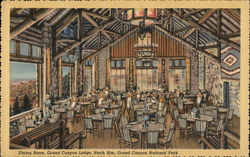 Dining Room, Grand Canyon Lodge