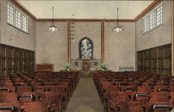Interior Chapel, The Lutheran Bible Institue
