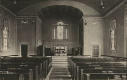 The Chapel, Stony Brook Assembly and School Postcard