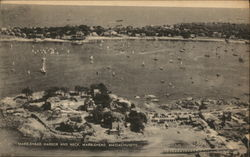 Marblehead Harbor and Neck