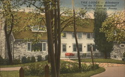"The Lodge, Allenberry ""on the Yellow Breeches"""