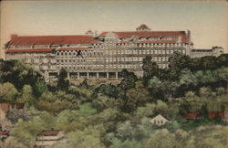 North Front, The Inn Postcard