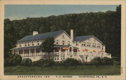 Graeffenburg Inn and Caledonia Golf Club
