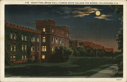 Night-Time, Bryan Hall, Florida State College for Women