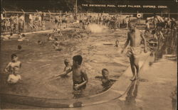 The Swimming Pool, Camp Palmer