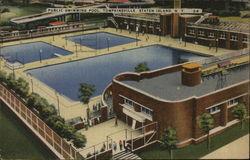 Public Swimming Pool, Tompkinsville
