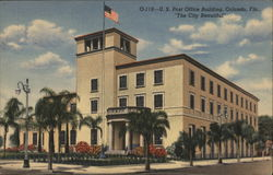 "U.S. Post Office Building, ""The City Beautiful"""