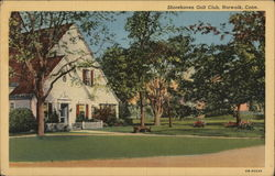 Shorehaven Golf Club Postcard