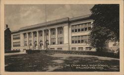 The Lyman Hall High School