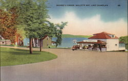 Nourse's Corner, Malletts Bay