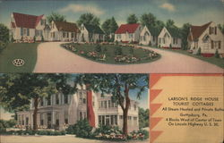 Larson's Ridge House and Tourist Cottages